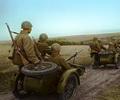 Во время просмотра этой подборки фотографий времен Великой Отечественной Войны 1941-1945гг, можно чуть-чуть иначе.