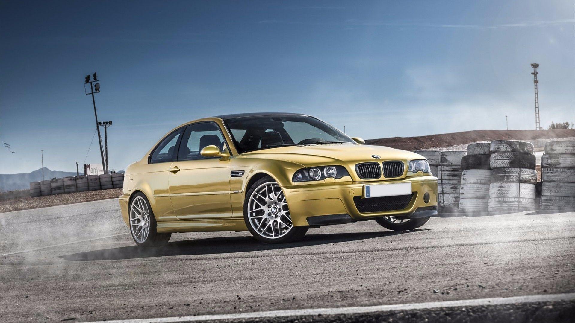 BMW E46 M3 Coupe фото, обои на БМВ Е46 Клубе